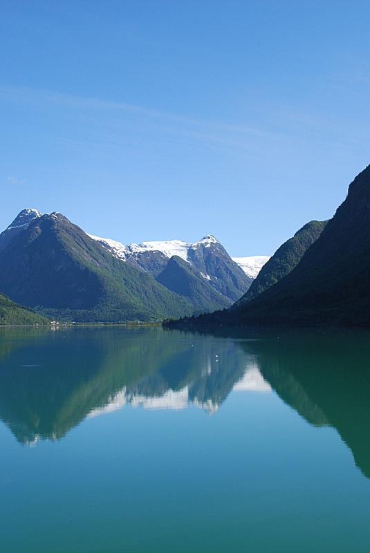 松恩峡湾,峡湾,山,挪威,风景,垂直画幅,水,天空,冰河,无人