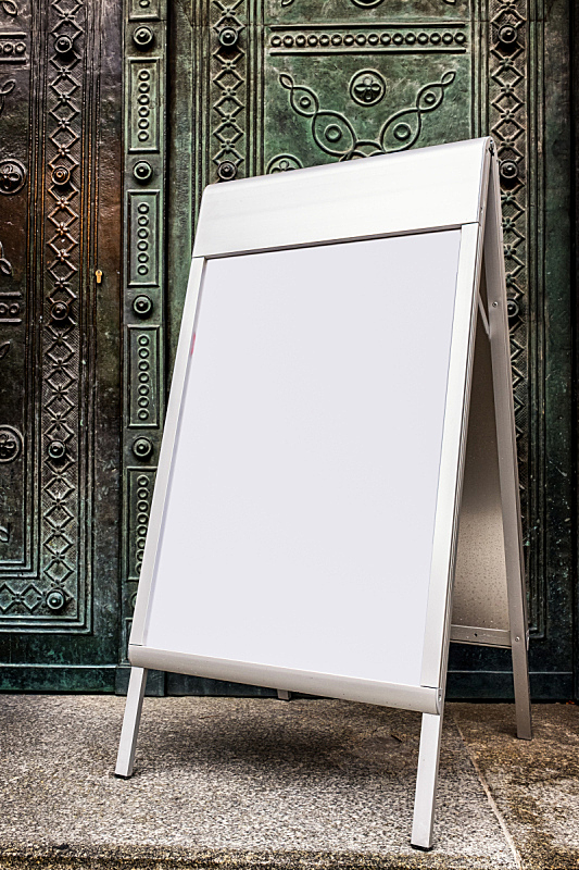 空的,菜单,厚木板,垂直画幅,正面视角,留白,褐色,新的,古董,无人
