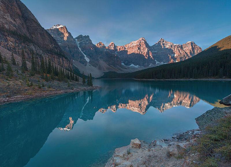 早晨,梦莲湖,风景,自然,水,公园,美国,水平画幅,云,无人