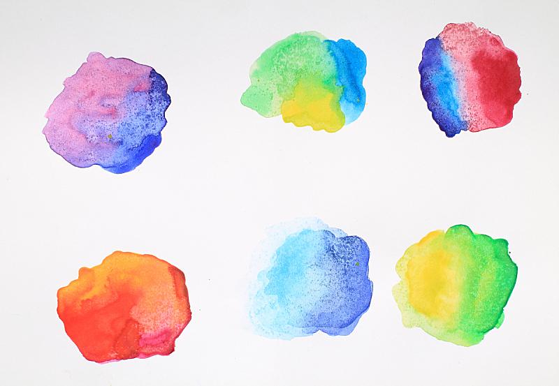 绘画插图,式样,抽象,绘画艺术品,水彩画,背景,水彩画颜料,玷污的,涂料,纹理