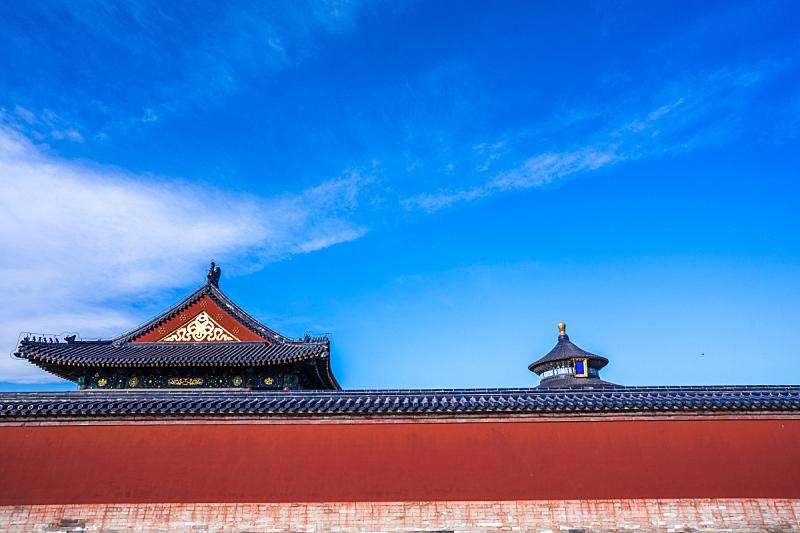 中国,北京市,天坛,国际著名景点,天堂,寺庙,远古的,著名景点,旅游目的地,旅途