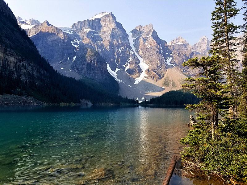 梦莲湖,人生目标清单,加拿大落基山脉,帐篷,水,禅宗,水平画幅,雪,阿尔伯塔省,无人