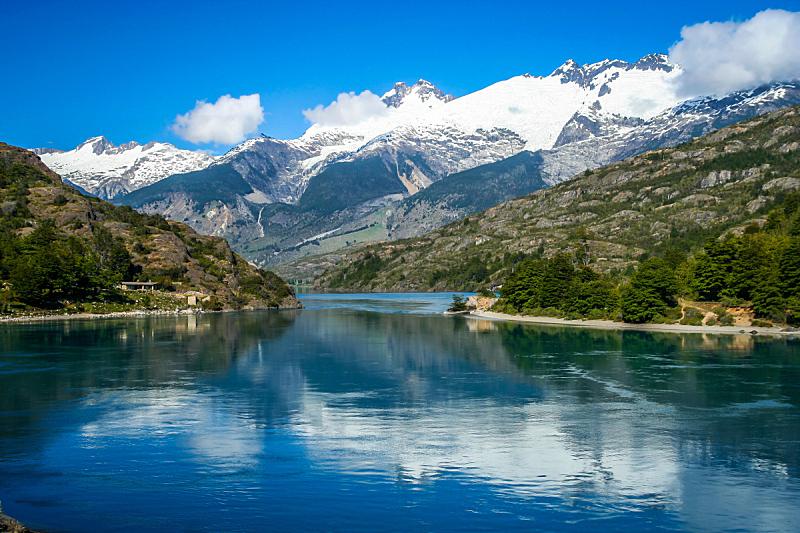 非凡的,地形,巴塔哥尼亚,不明确的地点,戏剧性的景观,水,天空,美,水平画幅,山