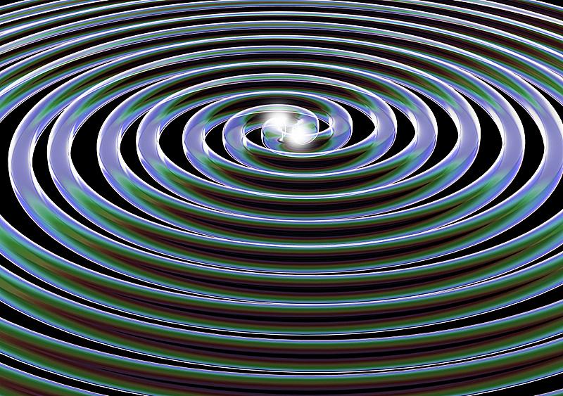 绘画插图,波形,太空,迅速,水平画幅,能源,轨道运行,无人,科学,质能方程式