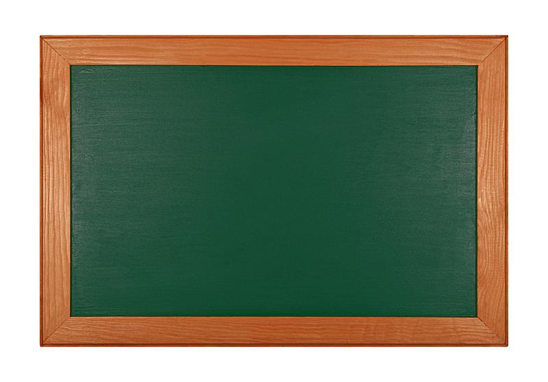 白色,绿色,黑板,分离着色,留白,边框,水平画幅,消息,无人,古老的