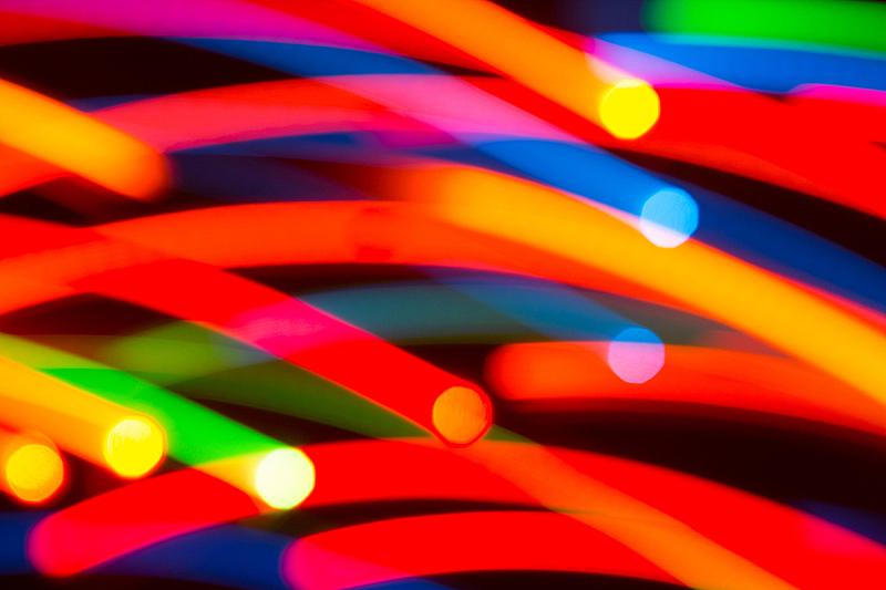 明亮,背景聚焦,照明设备,留白,水平画幅,无人,散焦,光,电灯泡,摄影