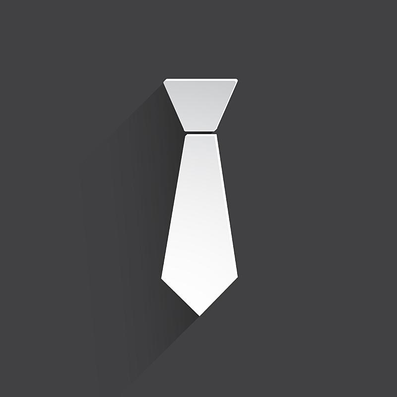 领带,蜘蛛网,图标,平坦的,商业金融和工业,正装,无人,衣服,2015年,时尚