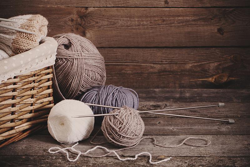 木制,平视角,针织,球,褐色,水平画幅,纺织品,袜子,机织织物,无人