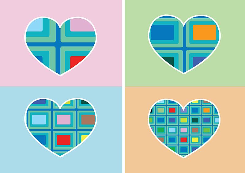 符号,心型,计算机图标,想法,动物心脏,条纹,式样,心脏病发作,水平画幅,形状