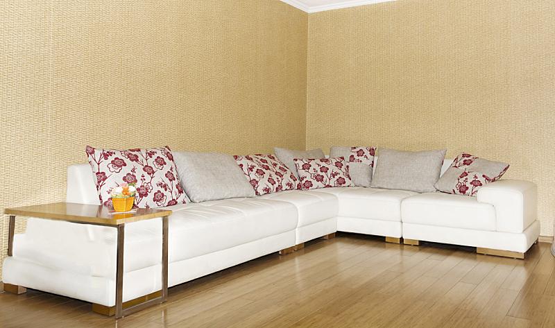 室内,起居室,住宅房间,桌子,水平画幅,无人,地毯,家具,现代,沙发