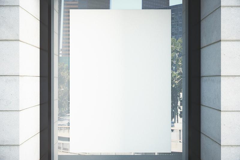 空白的,白色,轻蔑的,拉凡他那石拱,正下方视角,布告,商店,窗户,布告栏