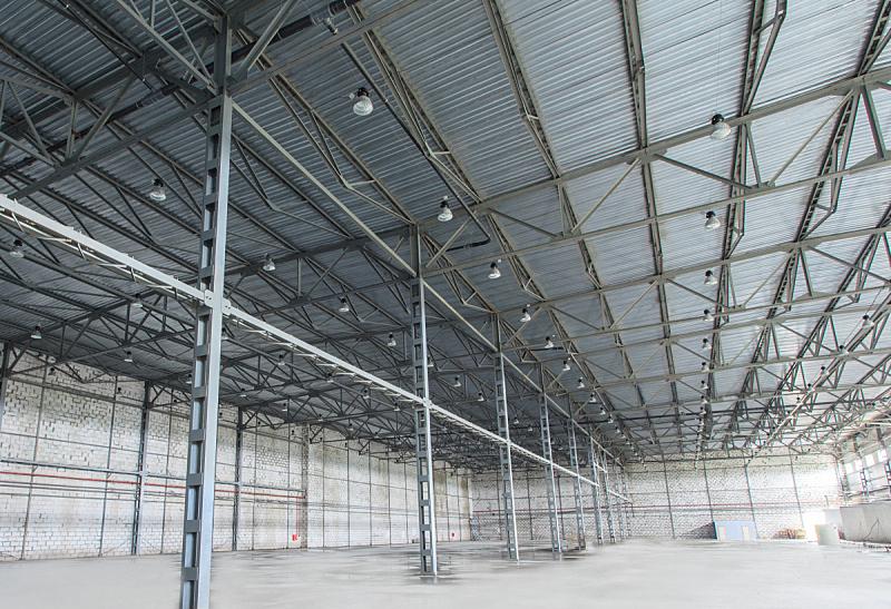 仓库,复杂性,货盘,太空,水平画幅,配送中心,巨大的,货运,工厂,叉车