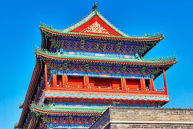 大门,自然美,前门,美国的北京烤鸭,故宫,亭台楼阁,华丽的,北京,东亚人,广场