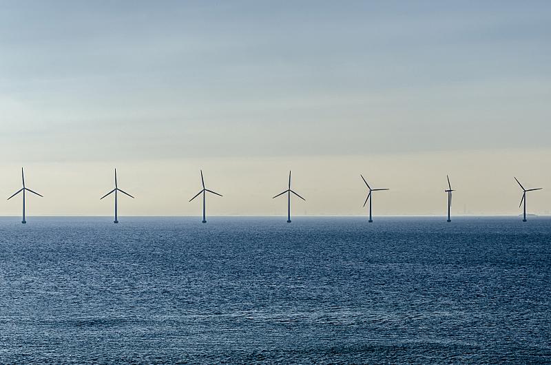 海洋,风力发电站,风力,风车,哥本哈根,可持续生活方式,风轮机,可持续资源,厄勒海峡地区,负责任的企业