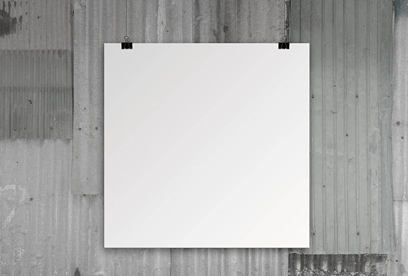 空白的,三维图形,接力赛,墙,卡片,概念,住宅房间,式样,水平画幅,构图