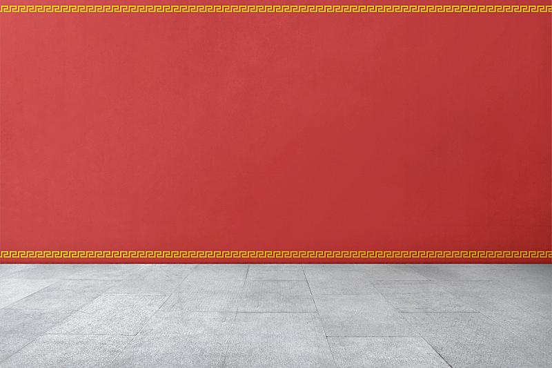 式样,红色,墙,高雅,传统,古典风格,室内设计师,雕刻物,印度尼西亚,平视角