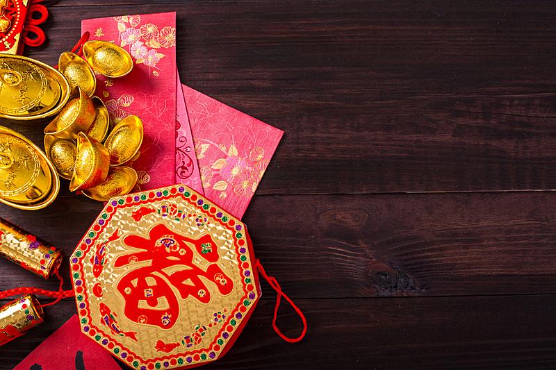 传统,春节,新的,艺术,灯笼,水平画幅,新加坡,无人,月亮,符号