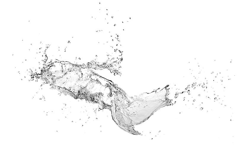 饮用水,背景聚焦,分离着色,水,水平画幅,形状,无人,湿,纯净,标签