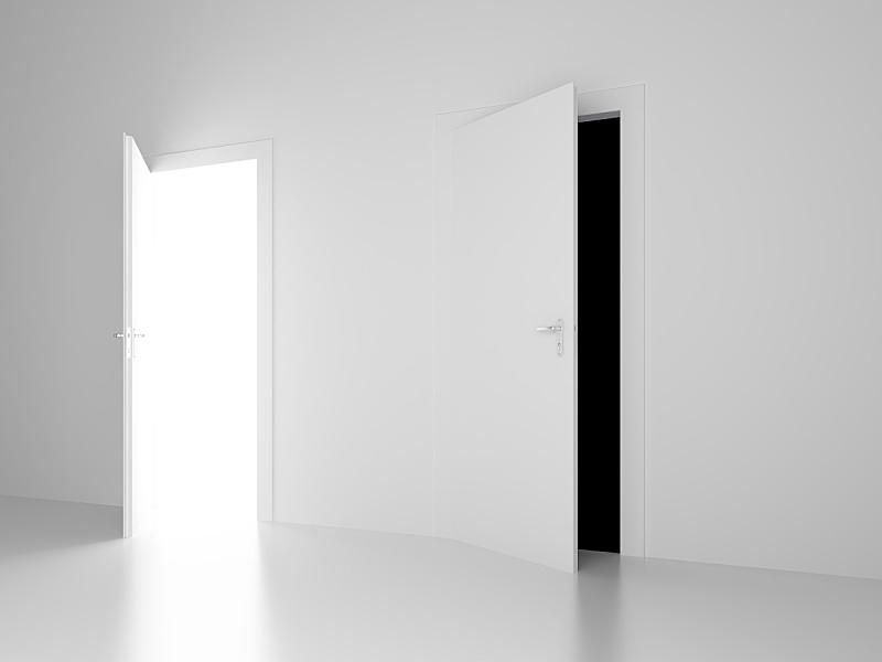 黑色,门,天堂,门口,水平画幅,无人,在之后,绘画插图,干净,自由