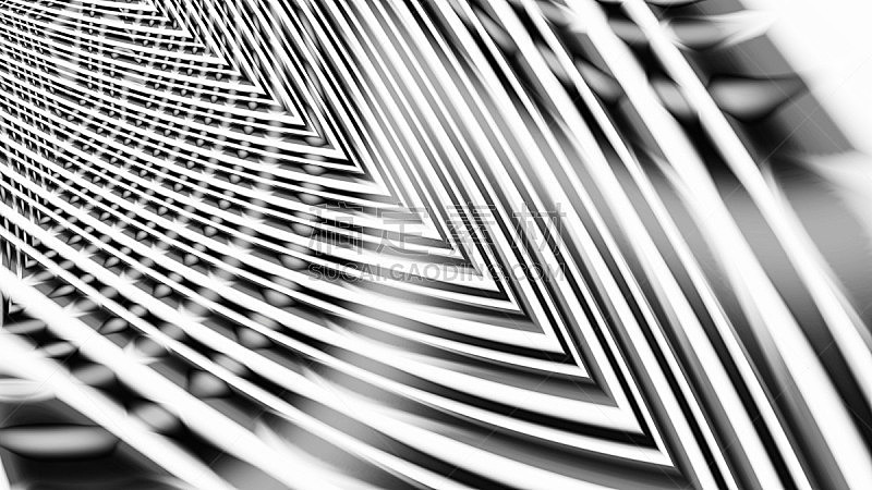 分形,黑白图片,迷幻色,数字化显示,秘密,超现实主义的,怪异,穿入,迷幻艺术,现代
