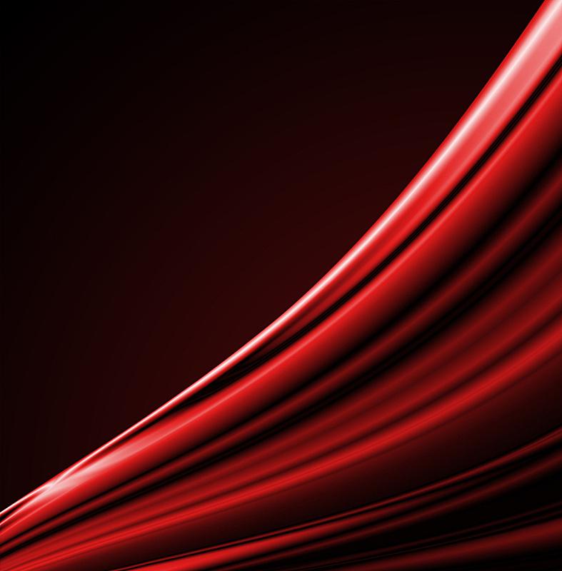 红色,背景,抽象,纹理效果,纺织品,华贵,色彩鲜艳,床上用品,流水,丝绸