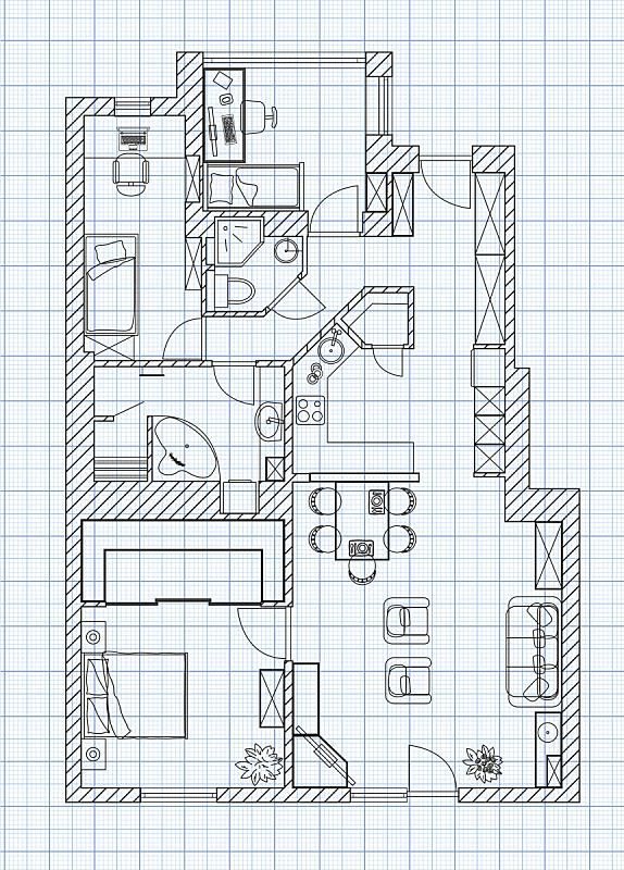 毫米,草图,计划书,房屋,纸,黑白图片,卫生纸,罗马尼亚,台阶楼梯,人行道
