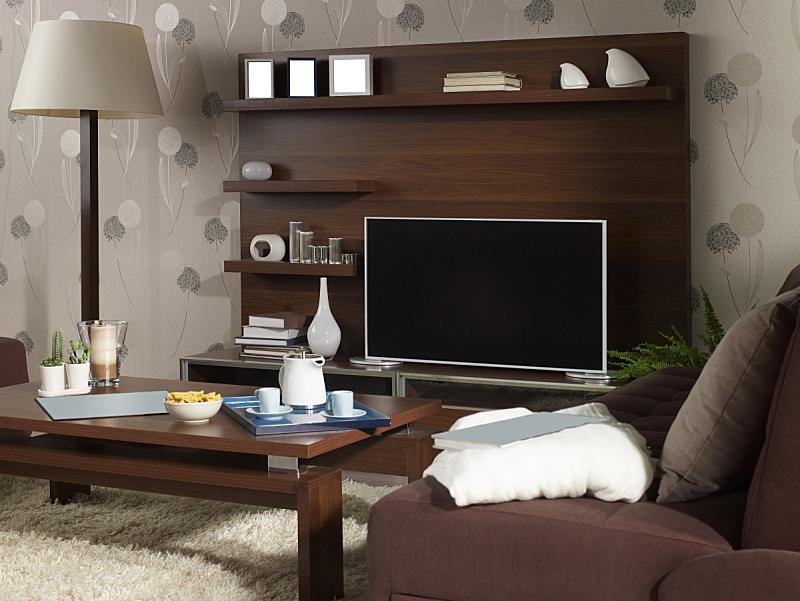4k分辨率,起居室,电视机,数字化显示,平面屏幕,并排,舒服,技术,沙发,现代