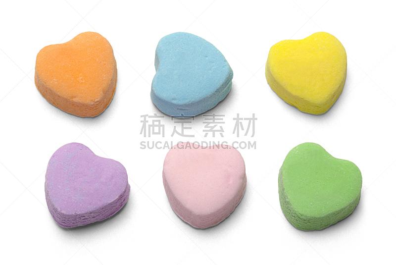 甜心,空白的,留白,水平画幅,形状,绿色,橙色,蓝色,白色背景,背景分离