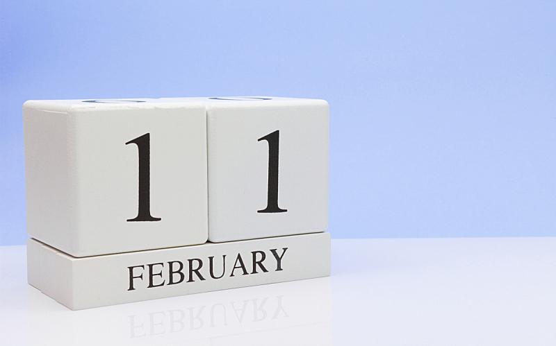 月,白色,冬天,无人,留白,日历,数字11,圣马洛,思考