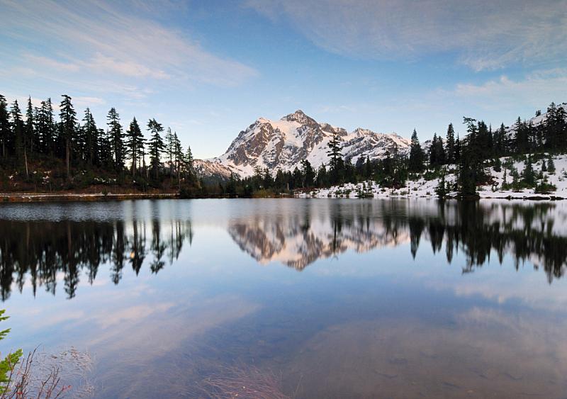 取景湖,自然美,水,公园,水平画幅,枝繁叶茂,无人,户外,湖,植物