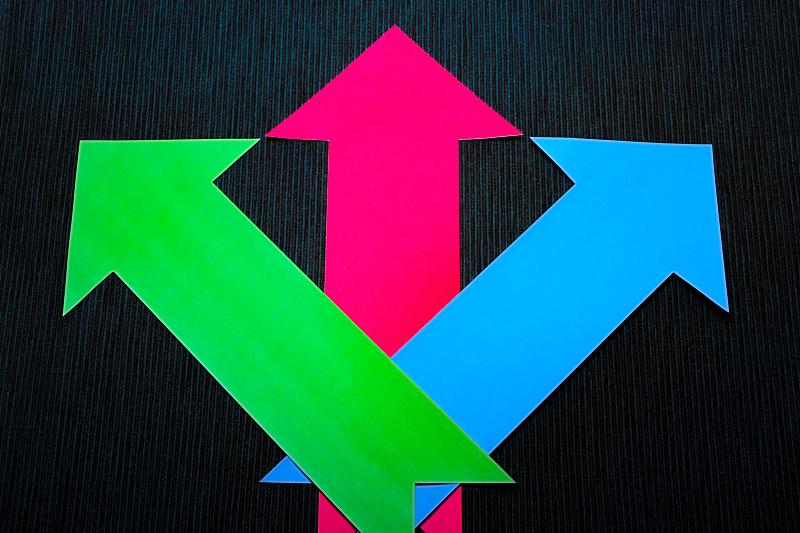 箭头符号,想法,纹理,背景,深蓝,商务策略,领导能力,水平画幅,形状,符号