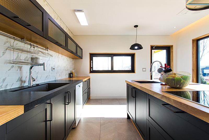 房屋,室内,美,褐色,新的,水平画幅,阿坡特,无人,椅子,太空