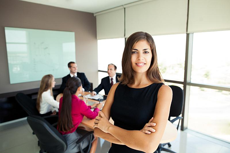 女商人,团队,在之后,套装,男商人,文档,经理,男性,仅成年人,青年人