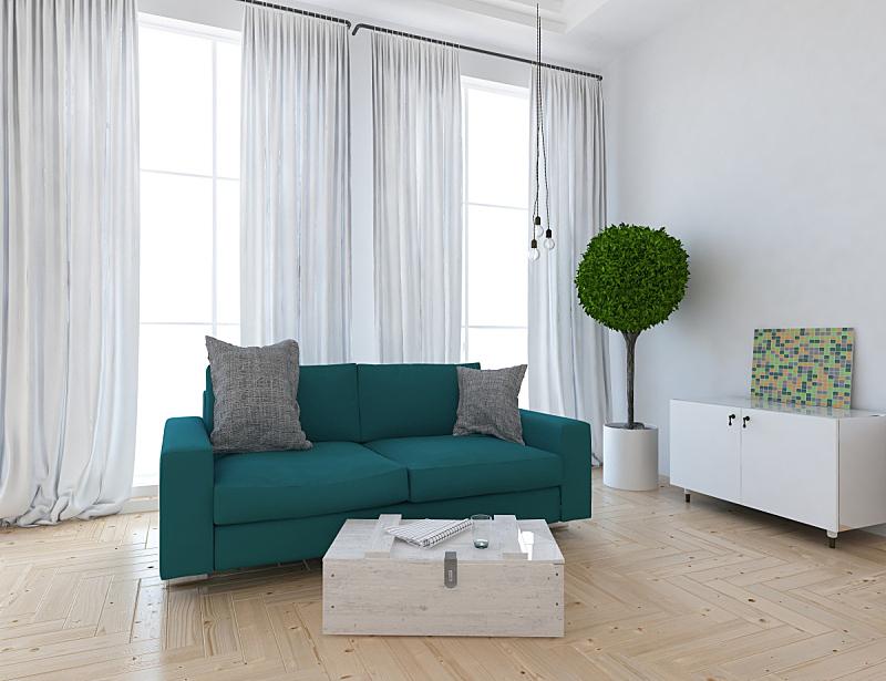 斯堪的纳维亚半岛,室内设计师,窗户,住宅房间,水平画幅,顶楼公寓,无人,装饰物,家具,公寓