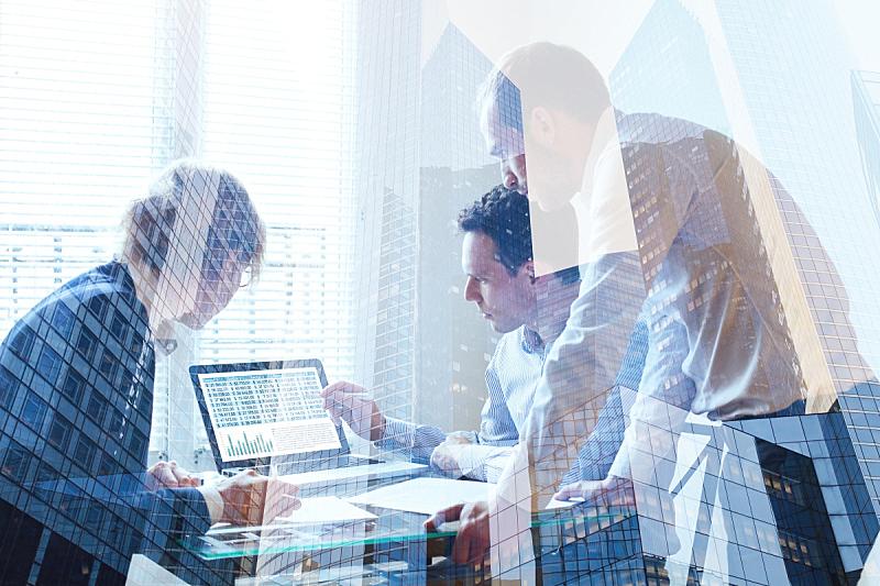 商务,团队,概念,结论,数码合成,销售职位,商务策略,电子表格,组物体