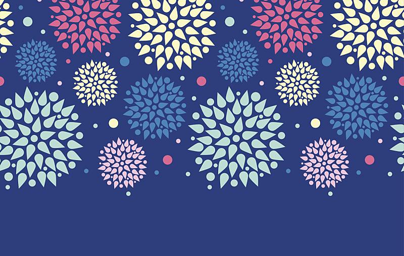水平画幅,色彩鲜艳,背景,四方连续纹样,国境线,天空,未来,边框,艺术,形状