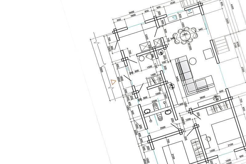 建筑,文书工作,新的,水平画幅,几何形状,特写,文档,建筑业,工业,工程