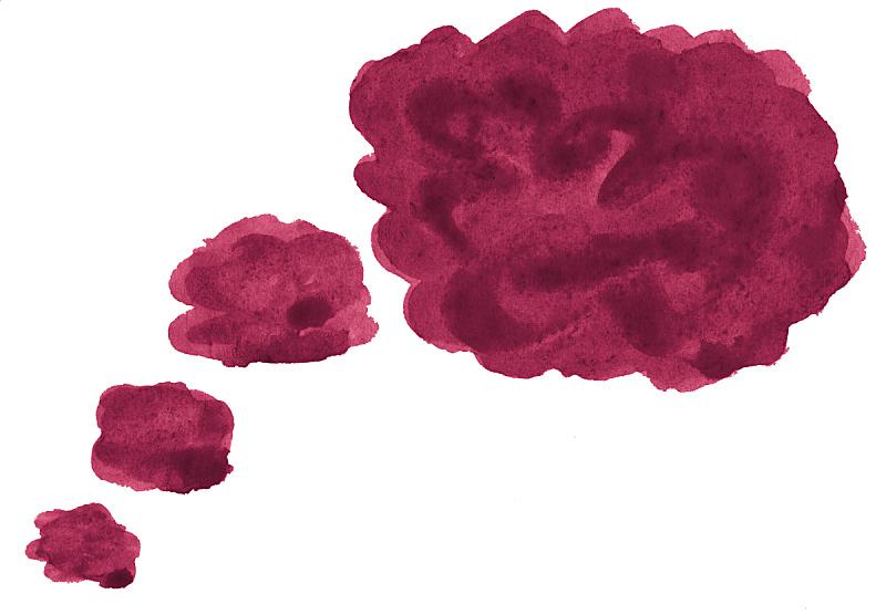 玷污的,涂料,背景,红色,式样,抽象,水彩画,复古,离婚