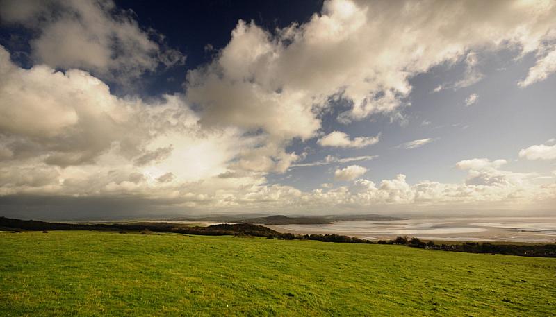 坎布里亚,海岸线,水平画幅,山,无人,2015年,英国,户外,英格兰湖区,摄影