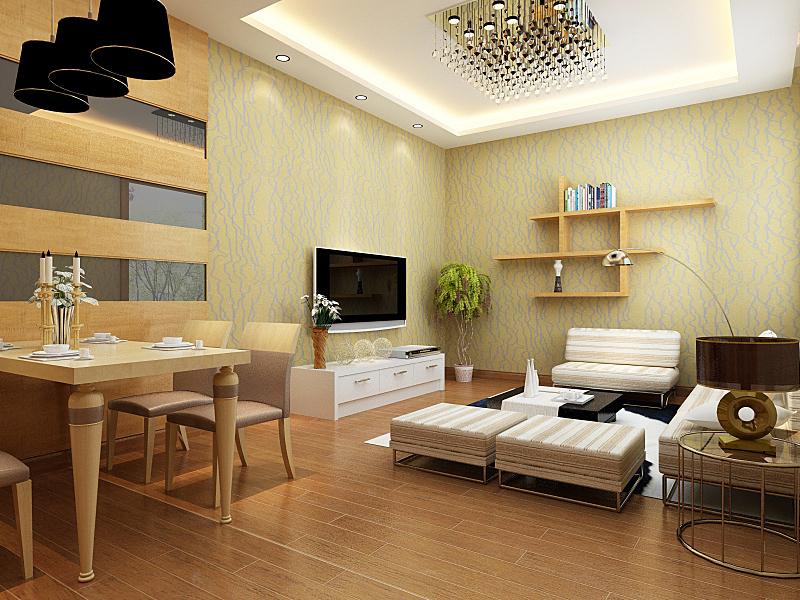 三维图形,住宅内部,水平画幅,形状,无人,玻璃,家具,居住区,现代
