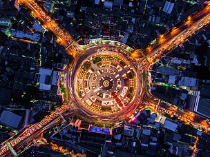 夜晚,路,伦敦城,灯开关,曼谷,存钱罐,世界各国音乐,忙碌,轻的,多车道公路