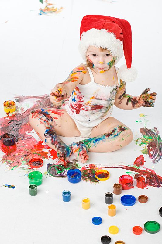 女孩,色彩鲜艳,垂直画幅,学龄前,学龄前儿童,小的,快乐,人,婴儿,白人
