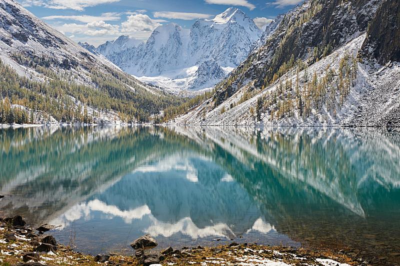 西伯利亚,俄罗斯,阿尔泰山脉,极限运动,云,黄昏,阿尔泰自然保护区,松树,河流,瀑布