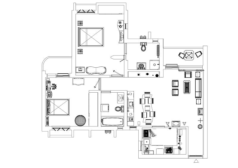 蓝图,建筑师,计划书,分离着色,绘画插图,水平画幅,椅子,砖墙,家具,现代