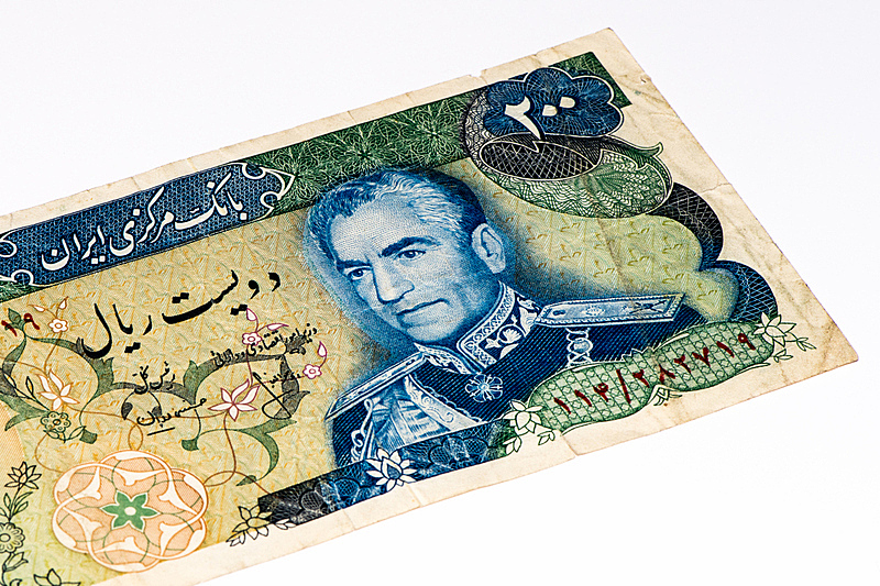 亚洲,水平画幅,银行,符号,商业金融和工业,经济,帐单,数字,伊朗,商务