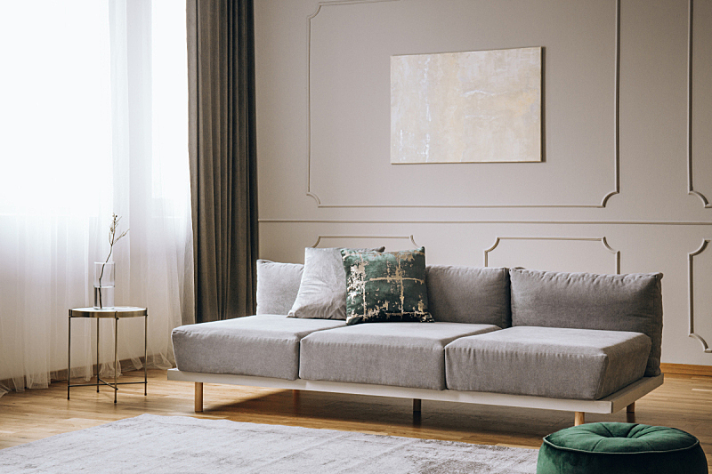沙发,起居室,高雅,舒服,室内,华贵,地板,现代,豪宅,时尚