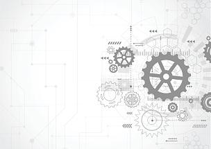 技术,抽象,绘画插图,矢量,背景,复杂,蓝图,复杂性,科学,蜘蛛网