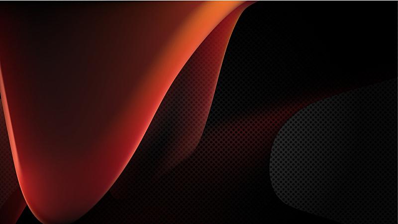 抽象,红色,波形,壁纸,背景,黑色,名片,贺卡,技术,流动
