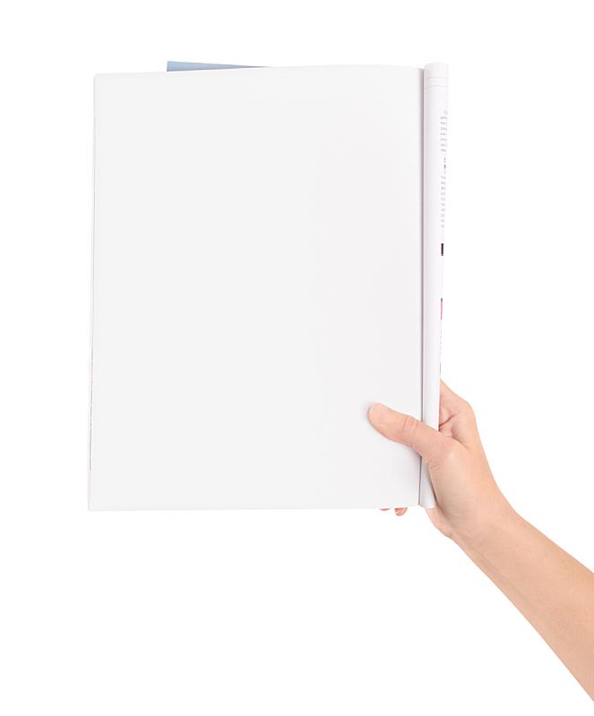 手牵手,书页,空白的,垂直画幅,正面视角,留白,折叠的,消息,白人