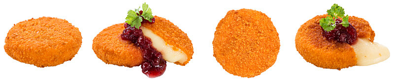白色,软乳酪,分离着色,餐具,选择对焦,格子烤肉,留白,奶制品,软干酪,水平画幅